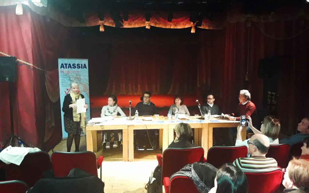AISA Teatro Parenti A Voce Forte e Chiara