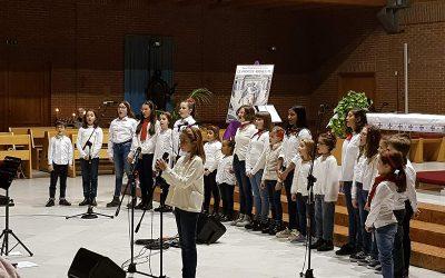Concerto Gospel di Natale: il coro CGS UNA VOCE canta per AISA